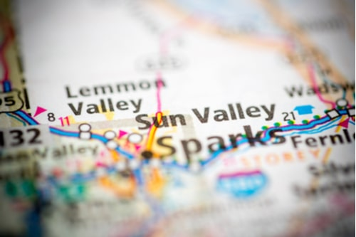 Sun Valley, Nevada Title Loans Near Me